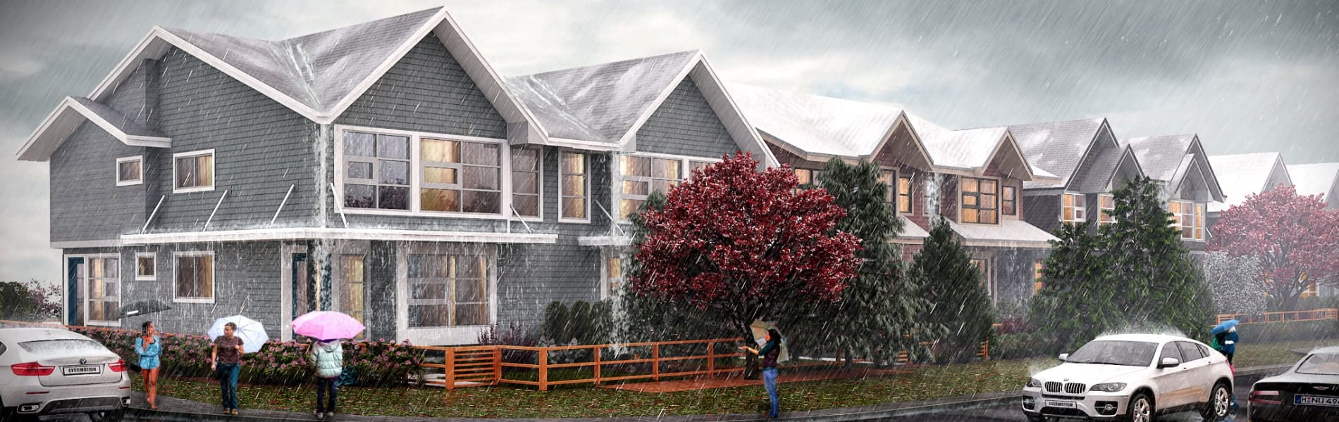 Exterior Modeling