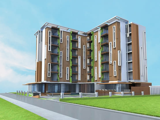3D Exterior Modeling and Rendering Service