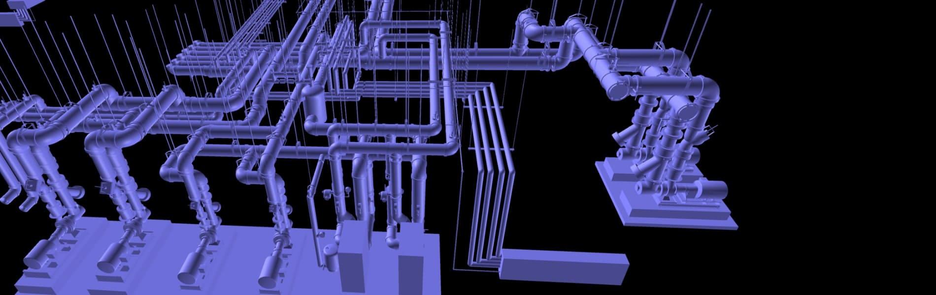 MEP (Mechanical, Electrical and Plumbing)