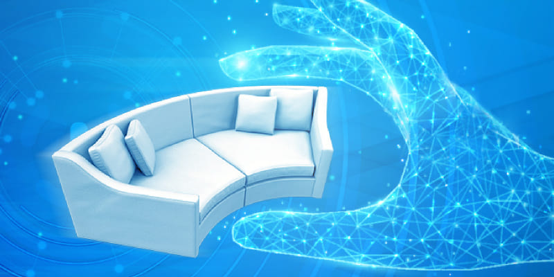 Furniture Modeling Integrating Augmented and Virtual Reality Technology