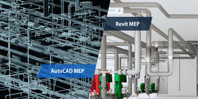 AutoCAD MEP vs. Revit MEP - Which One to Pick?