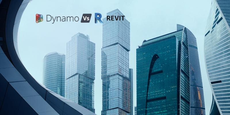 Dynamo vs Revit API